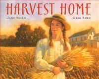 Harvest Home, Jane Yolen, 0152018190