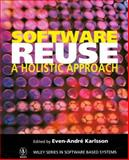 Software Reuse : A Holistic Approach, , 0471958190