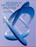 Research Methods in Psychology, Elmes, David G. and Kantowitz, Barry H., 0534558194