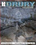 The Drury Gazette: Issue 4, Volume 8 - October / November / December 2013, Gary Drury Publishing, 1494928191