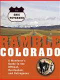 Ramble Colorado, Eric Peterson, 1933108193