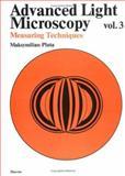 Advanced Light Microscopy 9780444988195