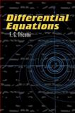 Differential Equations, Tricomi, F. G., 0486488195