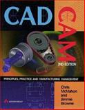Cadcam : Principles, Practice and Manufacturing Management, McMahon, Chris and Browne, Jimmie, 0201178192