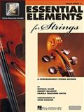 Essential Elements 2000 for Strings, Robert Gillespie, Pamela Tellejohn Hayes, Michael Allen, 0634038192