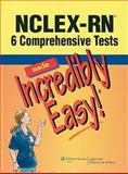 NCLEX-RN® : 6 Comprehensive Tests, , 1451108206