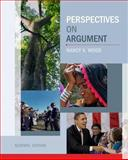Perspectives on Argument Plus MyWritingLab -- Access Card Package, Wood, Nancy V., 0133958205