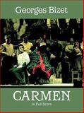 Carmen in Full Score, Georges Bizet, 0486258203