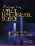 Encyclopedia of Applied Developmental Science, , 0761928200