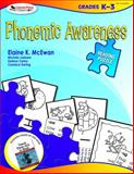 Phonemic Awareness, Grades K-3, McEwan, Elaine K. and Judware, Michelle, 1412958202
