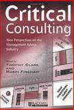 Critical Consulting 9780631218203