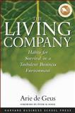 The Living Company, Arie De Geus, 1578518202