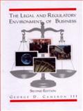 The Legal and Regulatory Environment of Business 9780873938204