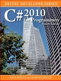 C# 2010 for Programmers, Deitel, Paul J. and Deitel, Harvey M., 0132618206