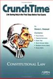 Constitutional Law, Emanuel, Steven L., 0735558205