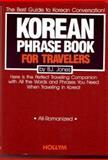 Korean Phrase Book for Travelers, B. J. Jones, 0930878205