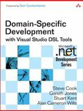 Domain-Specific Development with Visual Studio DSL Tools, Cook, Steve de C. and Jones, Gareth, 0321398203