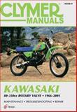 Kawasaki 80-35cc Rotary Valve, 1966-2001, Clymer Publications Staff and Penton Staff, 0892878207