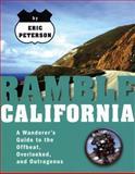 Ramble California, Eric Peterson, 1933108207