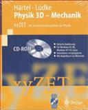 Physik 3D - Mechanik : XyZET. ein Simulationsprogramm zur Physik, Härtel, Hermann and Lüdke, Michael, 3540148213