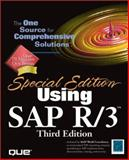 Using SAP R/3 : Special Edition, World Consultancy ASAP Staff and Blain, Jonathan, 0789718219