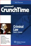 Criminal Law, Emanuel, Steven L., 0735558213