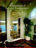 Beginnings of Interior Environment, Allen, Phyllis S. and Stimpson, Miriam F., 0023018216