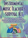 Instrumental Music Teacher's Survival Kit, Navarre, Randy, 0130178217
