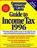 Guide to Income Tax : 1996 Edition, Esanu, Warren H., 0890438218