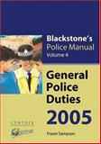 General Police Duties 2005, Sampson, Fraser, 0199268215