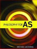 Philosophy for AS, Lacewing, Michael, 0415458218