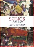 Songs 1906-1920, Igor Stravinsky, 048643821X