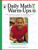 Daily Math Warm-Ups Grade 5, M. J. Owen, 0887248217