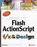 Flash Action Script f/x and Design, Sanders, Bill, 157610821X