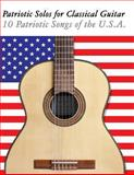 Patriotic Solos for Classical Guitar, Uncle Sam, 1477408215