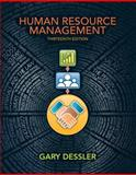 Human Resource Management, Dessler, Gary, 0132668211