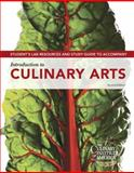 Student Lab Resources and Study Guide for Introduction to Culinary Arts, Gleason, Jerry and Culinary Institute of America Staff, 013273821X