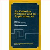 Air Pollution Modeling and Its Application XII 9780306458217