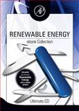 Renewable Energy Ebook Collection : Ultimate CD, Sørensen, Bent and Da Rosa, Aldo V., 0080878210