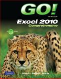GO! with Microsoft Excel 2010, Comprehensive, Gaskin, Shelley and Vargas, Alicia, 0135098211