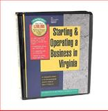Starting and Operating a Business in Virginia, Michael D. Jenkins and Ernst and Young Staff, 0916378217