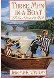 Three Men in a Boat, Jerome K. Jerome, 1499568215