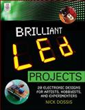 Brilliant LED Projects, Nick Dossis, 0071778225