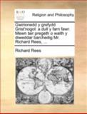 Gwirionedd y Grefydd Grist'Nogol, Richard Rees, 1140738224