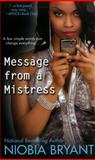 Message from a Mistress, Niobia Bryant, 0758238223
