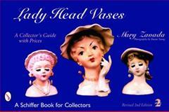 Lady Head Vases, Mary Zavada, 0764318225