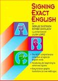 Signing Exact English, Gerilee Gustason and Esther Zawolkow, 0916708225