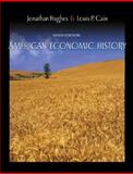 American Economic History, Hughes, Jonathan R. T. and Cain, Louis P., 0321088220
