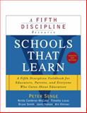 Schools That Learn, Peter M. Senge and Nelda Cambron-McCabe, 0385518226