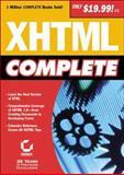 XHTML Complete, Sybex Inc. Staff, 078212822X